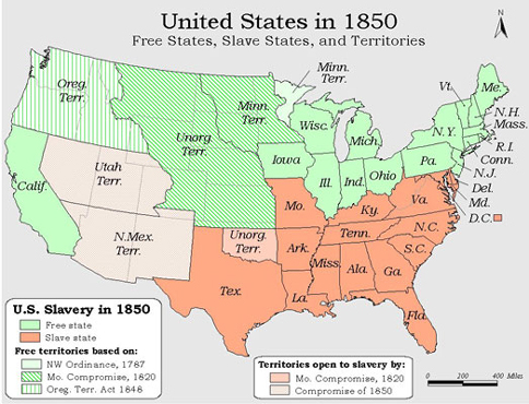 Where & When - Ms. Doxie -- U.S. History
